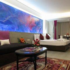 Отель The Grand Sathorn 3* Номер Делюкс с различными типами кроватей фото 3