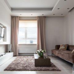 Апартаменты Chopin Apartments Platinum Towers Улучшенные апартаменты с различными типами кроватей фото 5