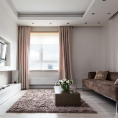 Апартаменты Chopin Apartments Capital комната для гостей