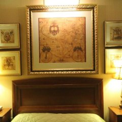 Отель Opulence Central London 4* Люкс с различными типами кроватей фото 6