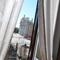 Отель Aria Rome Rooms Италия, Рим - отзывы, цены и фото номеров - забронировать отель Aria Rome Rooms онлайн балкон