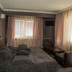 Отель Атлантик 3* Стандартный номер с двуспальной кроватью фото 4