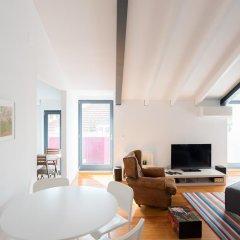 Отель Feels Like Home Bairro Alto Luxus Flat Португалия, Лиссабон - отзывы, цены и фото номеров - забронировать отель Feels Like Home Bairro Alto Luxus Flat онлайн комната для гостей фото 4