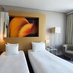 Отель Hilton Manchester Deansgate 4* Номер Делюкс фото 4