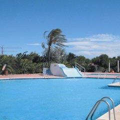 Отель Camping Vendrell Platja бассейн фото 2