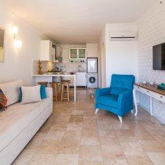 Central Suite Kalkan Апартаменты с различными типами кроватей фото 21