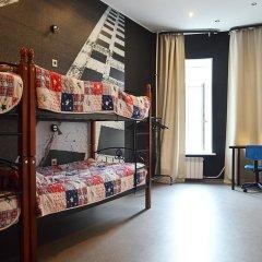 Hostel Racing Paradise Кровать в общем номере с двухъярусной кроватью фото 20