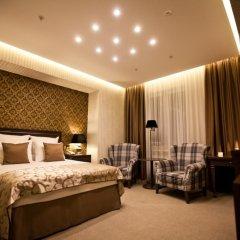 Гостиница Best Western Plus СПАССКАЯ 4* Номер Комфорт двуспальная кровать фото 10