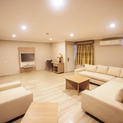 Отель Visa Karena Hotels 3* Президентский люкс с различными типами кроватей фото 4