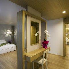 Отель The Lapa Hua Hin 4* Улучшенный номер с двуспальной кроватью фото 4