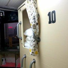 Coooker Youth Hostel (Shenzhen Luohu Port) Кровать в женском общем номере