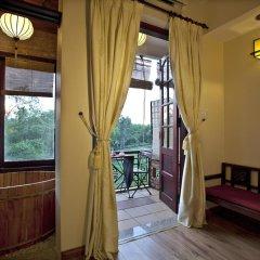 Thien Thanh Green View Boutique Hotel 3* Люкс с различными типами кроватей