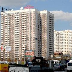 Гостиница Aparthotel Eridan Апартаменты с разными типами кроватей фото 6