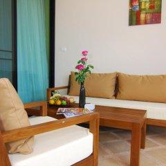 Отель Crown Lanta Resort & Spa 5* Стандартный номер фото 8