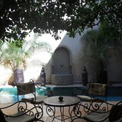 Отель Riad Du Petit Prince спа фото 2