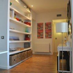 Отель Luxury Muntaner Plaza Барселона комната для гостей фото 5