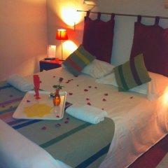 Отель Hôtel Côté Patio 3* Стандартный номер с двуспальной кроватью фото 15