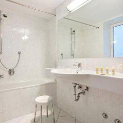 Отель Best Western Hotel Imlauer Австрия, Зальцбург - отзывы, цены и фото номеров - забронировать отель Best Western Hotel Imlauer онлайн ванная