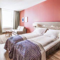 Отель Hotell Bondeheimen 3* Стандартный семейный номер с двуспальной кроватью фото 3
