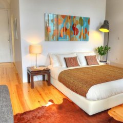 Отель Santo Antonio Flats комната для гостей фото 3