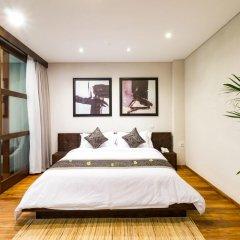 Отель Aleesha Villas 3* Вилла Делюкс с различными типами кроватей фото 4