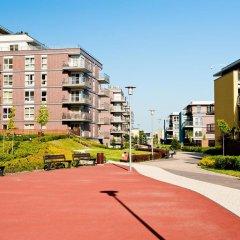 Апартаменты Friendly Inn Apartments спортивное сооружение
