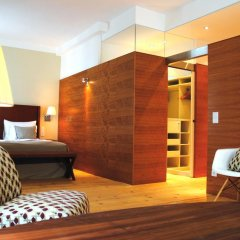 Hotel & Villa Auersperg 4* Номер Small garden с различными типами кроватей фото 3