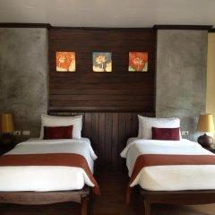 Отель Seashell Resort Koh Tao 3* Семейный номер Делюкс с двуспальной кроватью фото 6