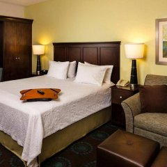 Отель Hampton Inn & Suites Houston-Medical Ctr-Reliant Park 3* Студия фото 2