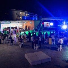 Отель Merlin Park Resort Тирана развлечения