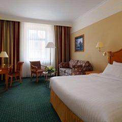 Гостиница Марриотт Москва Гранд 5* Улучшенный номер с различными типами кроватей фото 2