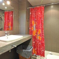 Апартаменты RNET Apartments Roses Centre Курорт Росес ванная