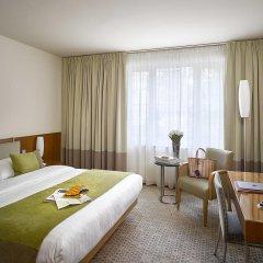 K+K Hotel Central Prague 4* Стандартный номер с двуспальной кроватью фото 5