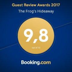 Отель The Frog's Hideaway Италия, Болонья - отзывы, цены и фото номеров - забронировать отель The Frog's Hideaway онлайн спортивное сооружение