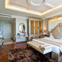 Отель LK The Empress 4* Студия с различными типами кроватей фото 9