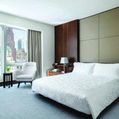 Отель The Langham, New York, Fifth Avenue Представительский номер с различными типами кроватей фото 9