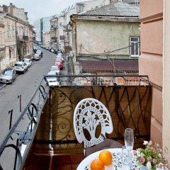 Апартаменты Historic Center Apartments - Odessa балкон