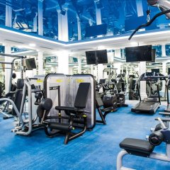 Гранд Парк Есиль Отель фитнесс-зал фото 3