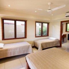 Отель Volivoli Beach Resort 4* Стандартный номер с различными типами кроватей фото 5