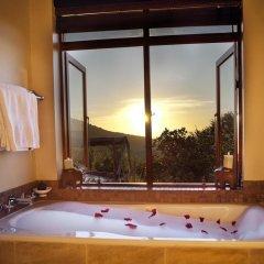 Отель Kuzuko Lodge ванная