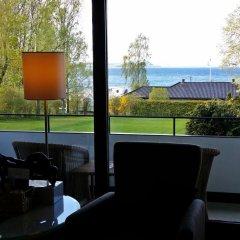 Отель Hotell Refsnes Gods 4* Улучшенный номер с различными типами кроватей фото 2