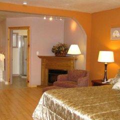 Отель Coast Inn and Spa Fort Bragg 2* Люкс с различными типами кроватей фото 6
