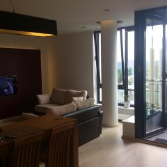 Отель Centro apartamentai Panorama комната для гостей фото 2
