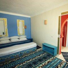 Отель Amphora Menzel Тунис, Мидун - отзывы, цены и фото номеров - забронировать отель Amphora Menzel онлайн комната для гостей фото 3
