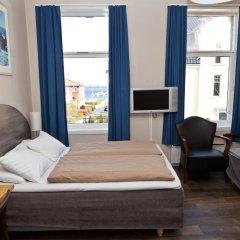 Отель Sjøgløtt Hotel Норвегия, Кристиансанд - отзывы, цены и фото номеров - забронировать отель Sjøgløtt Hotel онлайн комната для гостей фото 5