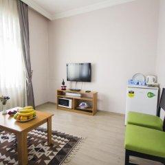 Апартаменты Feyza Apartments Апартаменты с различными типами кроватей