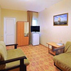 Гостиница Каро Люкс с 2 отдельными кроватями фото 4