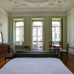 Отель Maison des Amis Porto Guest House Порту комната для гостей