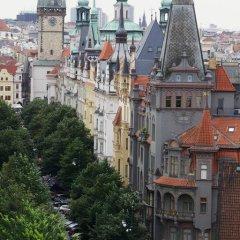 Отель Golden Prague Residence