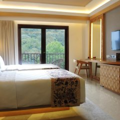 Padma Hotel Bandung 5* Номер Делюкс с различными типами кроватей фото 2